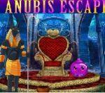 Anubis Escape walkthrough-games4king