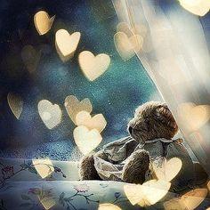 Teddy Bear, I love you