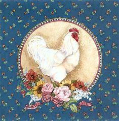Sandi Gore Evans. - chicken