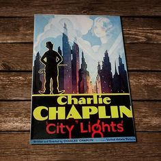 Hey, I found this really awesome Etsy listing at https://www.etsy.com/listing/259150574/charlie-chaplin-poster-retro-tin-signs