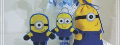 Kit festa Minions - A mamãe Elisangela pediu e nós atendemos!!!…
