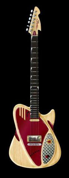 J. Backlund Design   Model JBD-200