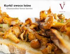 #summer 2014 special #taste #chanterelles #forestfruit #foodie
