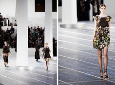 Chanel SS 2013 by Park & Cube
