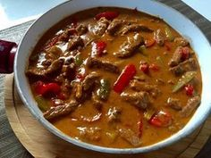 Beef Recipes, Soup Recipes, Cooking Recipes, Healthy Recipes, Good Food, Yummy Food, Dinner Dishes, Food Design, Quick Easy Meals