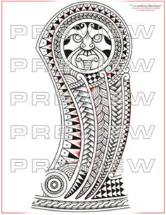 perfect prehispanic sun sleeve tattoo design