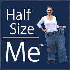 Stay motivated with weekly inspirational weight loss stories from Half Size Me