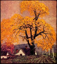 Gustave Baumann (American/German, 1881-1971)