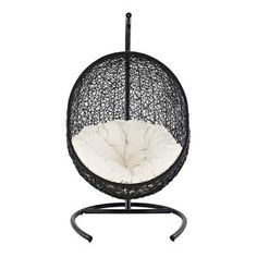 Encase Outdoor Patio Swing now featured on Fab. This is SO cute. I would have this on my patio or 3-season porch for when the nieces and nephews come to visit...I think they would love it!