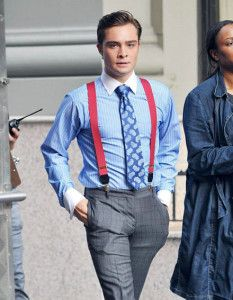 3 Ways to Wear Suspenders
