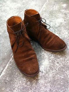 Sanders George Boots