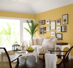 remove the clutter from your living space | living room ideas