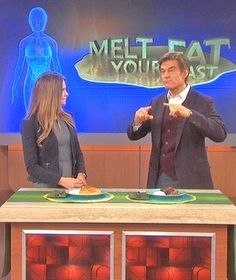 Dr. Oz reveals how to melt body fat fast on super-charged hormone diet
