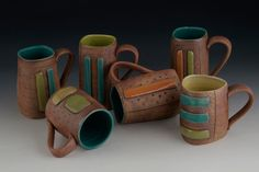 Sarah McCarthy Mugs