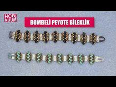 Bombeli Peyote Bileklik - YouTube
