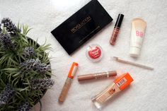 Keep Dreaming ♡ || Shopping My Stash ~ Face Products