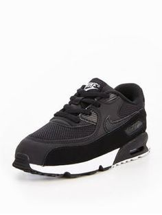 32db5bfaefa Nike Air Max 90 Mesh Infant Trainer