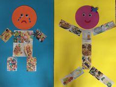 Yararlı zararlı yiyecekler Preschool Education, Preschool Worksheets, Do It Yourself Fashion, Activities, Crafts, Dresses, Food Pyramid, Chop Saw, Human Body