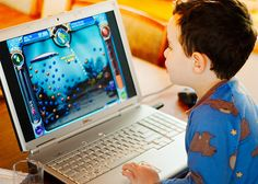Screen Time: How Much is Too Much?  Part 2: Never on Weekdays One of the approaches parents use to limit their children's involvement with video games and other digital media is to restrict access during school days, while allowing limited use on weekends and holidays.