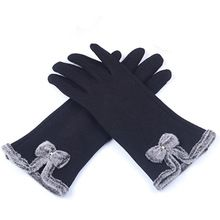 Female Gloves Luva Winter for Women With Bow  Fitness Ladies Glove Guantes Mujer Outdoor Mitten Heated Phone Touch Screen Gloves //Price: $US $4.99 & FREE Shipping //     #herinnerselfboutique