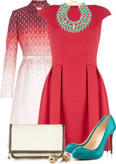 """Statement Necklace Contest #1"" by lifebeautiful ❤ liked on Polyvore"