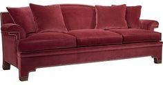 Atheneum Sofa - sofas - The Hickory Chair Furniture Co.