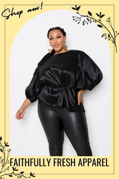 Click the link above to browse through our fresh and bold apparel and accessories for women of all shapes and sizes perfect for casual, professional, and dressy looks. #fashion #womenoutfit #style #outfitidea Date Outfits, Chic Outfits, Classic Outfits For Women, Casual Professional, Off Shoulder Jumpsuit, Short Jumpsuit, 2020 Fashion Trends, Asymmetrical Tops, Black Silk