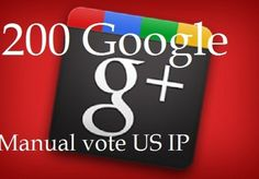 kit2000: manually add 200 GOOGLE plus  1 votes for your webpage or blog for $5, on http://fiverr.com/kit2000/manually-add-200-google-plus-1-vtes-for-your-webpage-or-blog