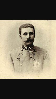 Francesco Ferdinando, arciduca d'Austria.