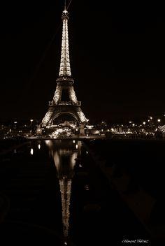 Paris, Tour Eiffel, Paysage,Photography  www.clement-theriez.fr
