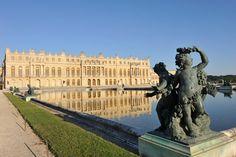 The Palace seen from the Water parterre © EPV / Ch. Milet Faire défiler vers lélément suivant