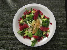Blood Orange, Fennel and Pomegranate Salad Recipe