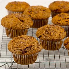 Cranberry Flax Muffins | Canadian Living