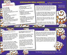 Cinnamon Roll (Murder - Hannah Swensen)