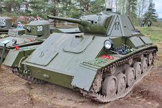 Czołg lekki Т-70