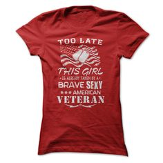 Taken by a Veteran T-Shirts, Hoodies. GET IT ==►…
