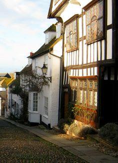 Rye, East Sussex, England, UK