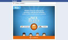 Cliente: CruzBlanca / Proyecto: Concurso The Beatles - Intro juego (Digital).