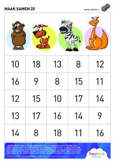 Download op Heutinkvoorthuis.nl gratis de dobbelsteenbladen. Er zijn in totaal 15 doebladen. Je oefent spelenderwijs het splitsen, optellen, aftrekken, breuken, tafelsommen en meer! Montessori Math, Numbers For Kids, School Hacks, Scandal Abc, Kids Education, Fun Learning, Worksheets, Classroom, Activities