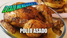 EL POLLO ASADO DE SIEMPRE 🍗, estilo asador, el de polleria, el mas rico, esta es la receta que buscabas. Turkey, Meat, Food, Roast Chicken Recipes, Entrees, Style, Turkey Country, Essen, Meals