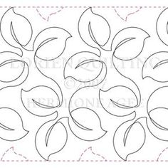 » lush leaves - L & R Designs Quilting -