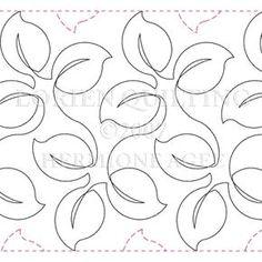» lush leaves - L & R Designs Quilting -