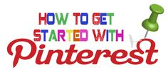 #howto get started with #pinterest  1.  2.  3.