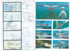 Rating: Safe Score: 8 Tags: comparison hayao_miyazaki storyboard the_wind_rises User: LaGrandeBellezza Wind Rises, Animation Storyboard, Studio Ghibli Art, Anime Drawings Sketches, Matte Painting, Hayao Miyazaki, Illustration Art, Illustrations, Concept Art