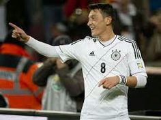 Arsenal playmaker Mesut Ozil has been named the German player of the year for the fourth time. In the last five years he lost the cr. Germany Team, Chef Jackets, Names, Tops, Blog, Shell Tops, Blogging
