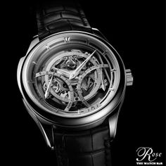 "Watch Jaeger-LeCoultre ""Master Grande Tradition à Répétition Minutes"" Dream Watches, Luxury Watches, Cool Watches, Watches For Men, Men's Watches, Watch Companies, Watch Brands, Jaeger Lecoultre Watches, Girard Perregaux"