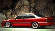 Chopped 1988 Honda Accord by ullyeus