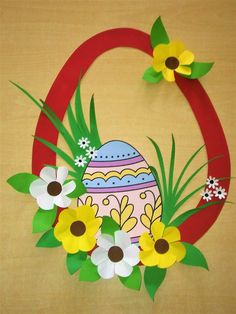 Cake Ideas Easter Holidays 64 Ideas For 2019 Diy Arts And Crafts, Crafts To Do, Paper Crafts, Easter Art, Easter Crafts For Kids, Easter Holidays, Preschool Art, Spring Crafts, Paper Flowers