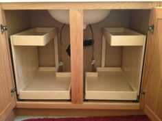 ShelfGenie of Austin Pull Out Storage Makeover for Your Travis ...