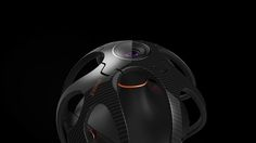 nepdesign Sphere Drone on Behance